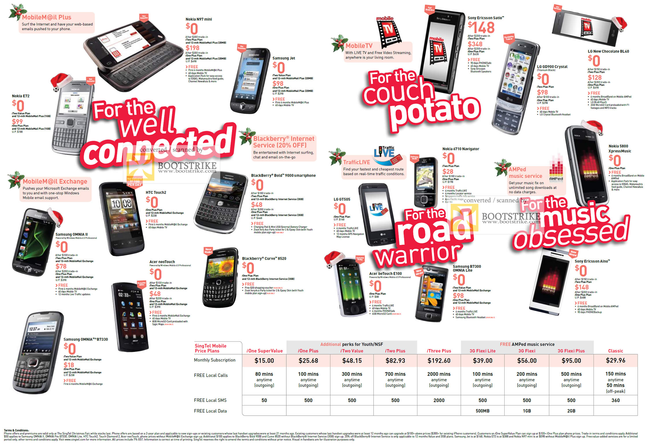 Recharge mobile Singtel Singapore for yourself, friends or family