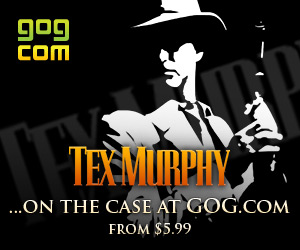 Download Tex Murphy 1+2, Tex Murphy: OverSeer, Tex Murphy: The Pandora Directive, Tex Murphy: Under a Killing Moon