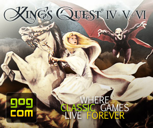 Download King's Quest 1+2+3, King's Quest 4+5+6 and King's Quest 7+8